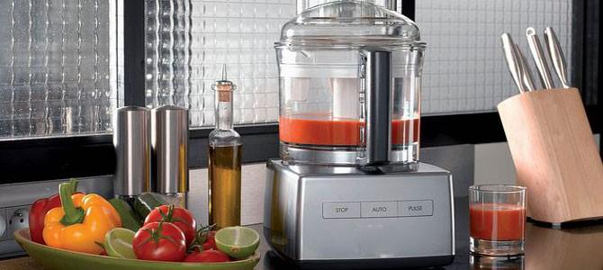 Funzionamento di un robot da cucina - JBBLOG