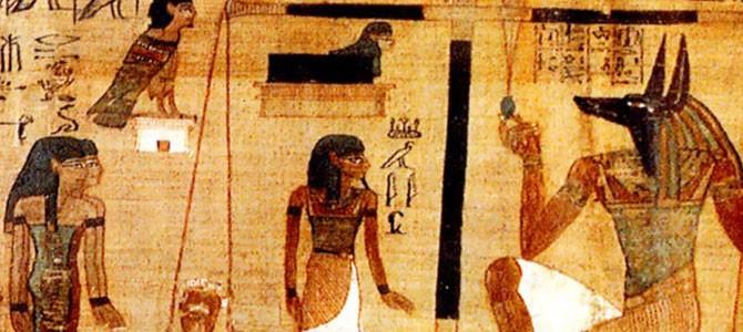Mistero dei cosmetici degli antichi egizi