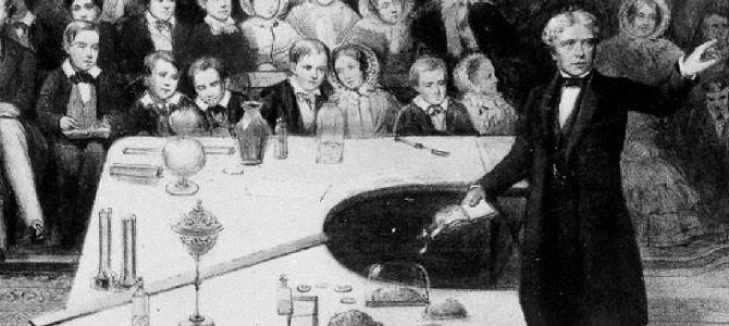 Tra letteratura e scienza: il genio di Faraday