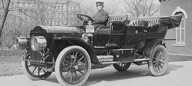 Il mondo dei veicoli a vapore