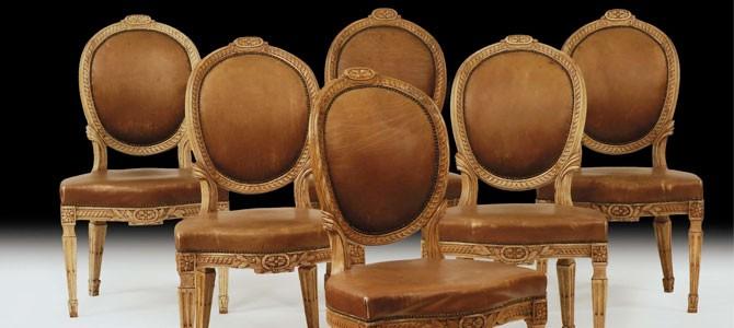 La sedia: antica, moderna o da ufficio